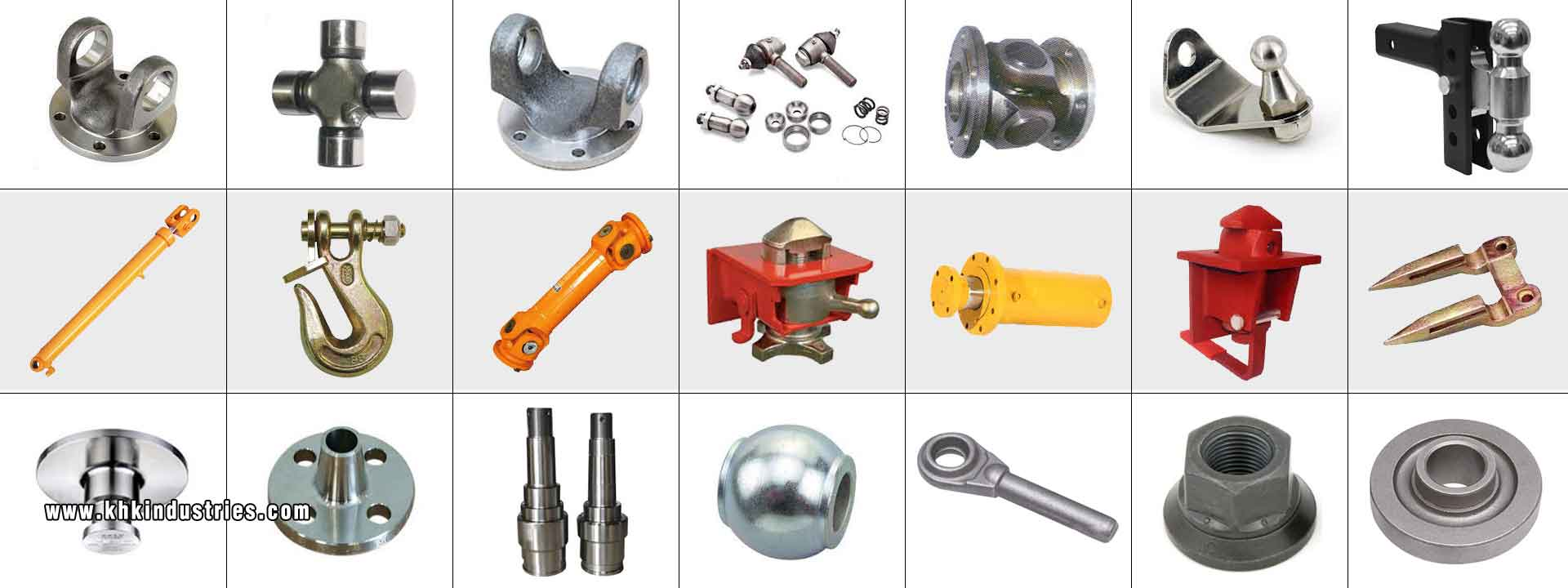 Forging Parts Forged Automobile Parts CNC Turned Components manuafacturers exporters India punjab ludhiana